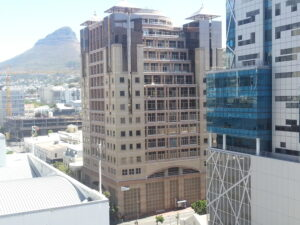 869 m² Office Space to Rent Cape Town CBD The Terraces