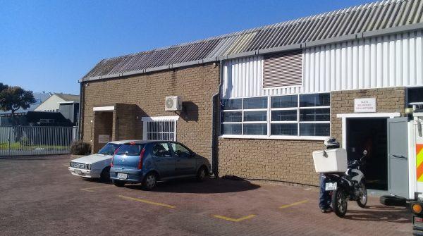 Warehouse to Rent Montague Gardens