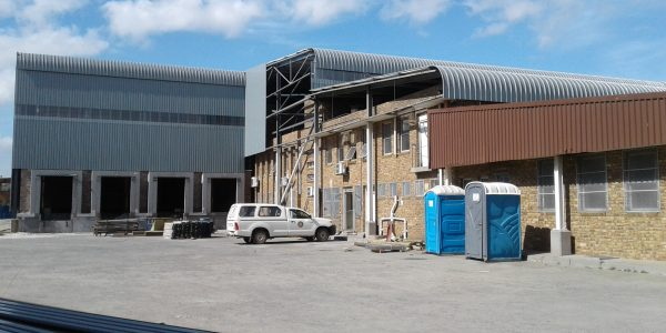 Warehouse to rent Montague Gardens